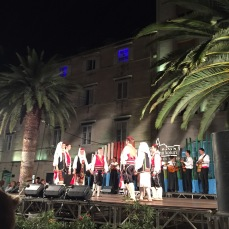 Traditional Croatian dance.