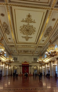 The grand ballroom, I think.