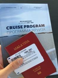 I finally got a ticket!