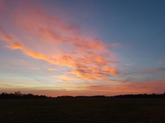 Interlaken sunset