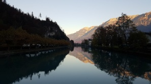 Lakes by Interlaken