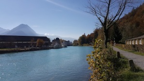 River by Interlaken