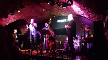 Jazz club in Lyon